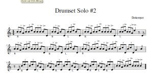 DrumsetSolo#2